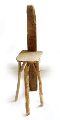 Driftwood Chair Image